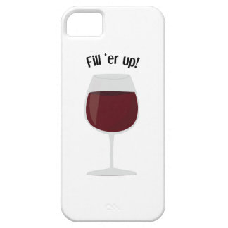 Fill 'Er Up! Cover For iPhone 5/5S