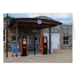 Fill er' Up on Route 66 Stationery Note Card