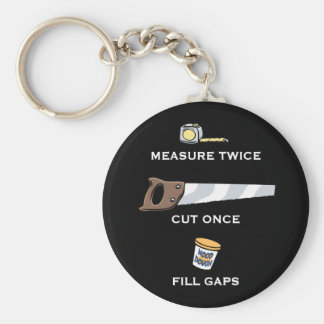 Fill Gaps Keychain