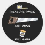 Fill Gaps Stickers
