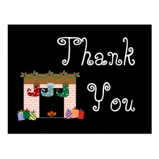 Fill-In-The-Blank Thank You Postcard