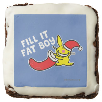 Fill It Fat Boy Brownie