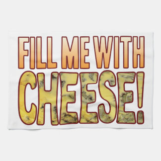Fill Me Blue Cheese Hand Towel