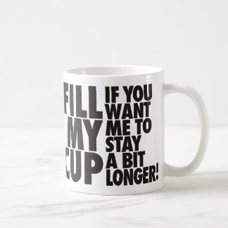 Fill My Companionship Cup