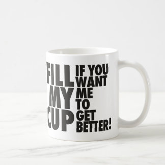 Fill My Medicine Cup