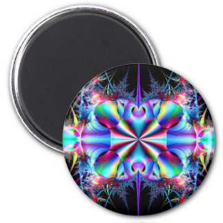 Fill the Love_Magnet 2 Inch Round Magnet