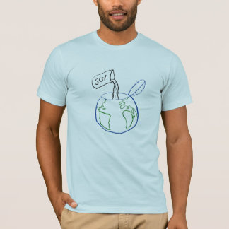 fill the world with joy T-Shirt