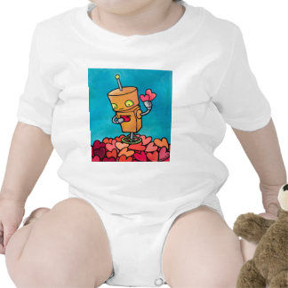 Fill Up Your HeartBox Baby Bodysuit