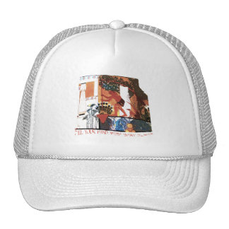 Fill Your Hand With Every Flower, Trucker Hat