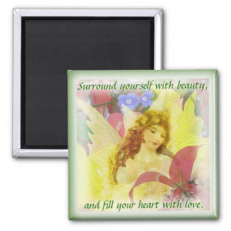 Fill Your Heart with Love Magnet