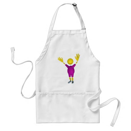 fille triomphe aprons