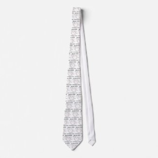 Filled With Biochemical Energy (Krebs Cycle) Neckwear