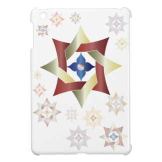 Filled With Stars - Celtic Knot - 1 iPad Mini Cover