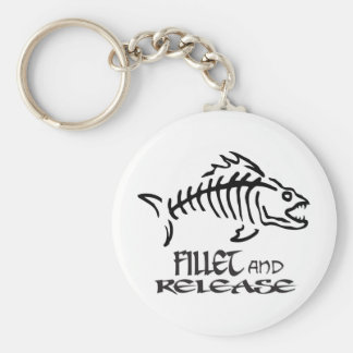 FILLET AND RELEASE KEY CHAINS