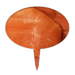 Filleted Salmon Cake Topper