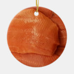 Filleted Salmon Christmas Tree Ornament