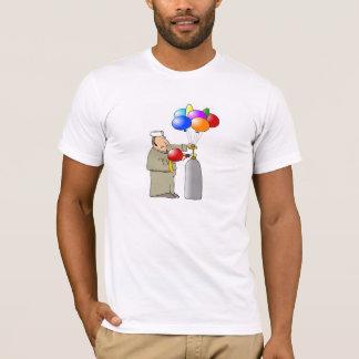 Filling Balloons T-Shirt