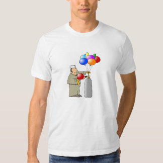Filling Balloons Tee Shirt
