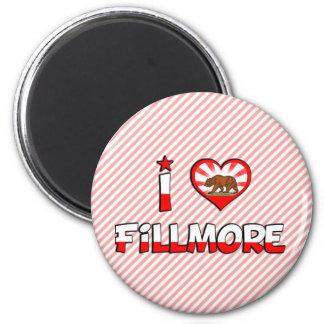 Fillmore, CA Imán De Nevera