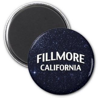 Fillmore California Imanes Para Frigoríficos
