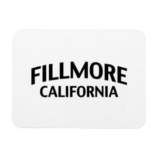 Fillmore California Imán