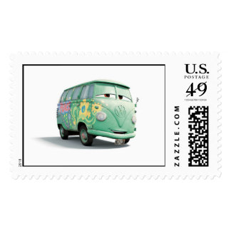 Fillmore the Van Disney Postage Stamps