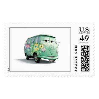Fillmore the Van Disney Postage Stamp