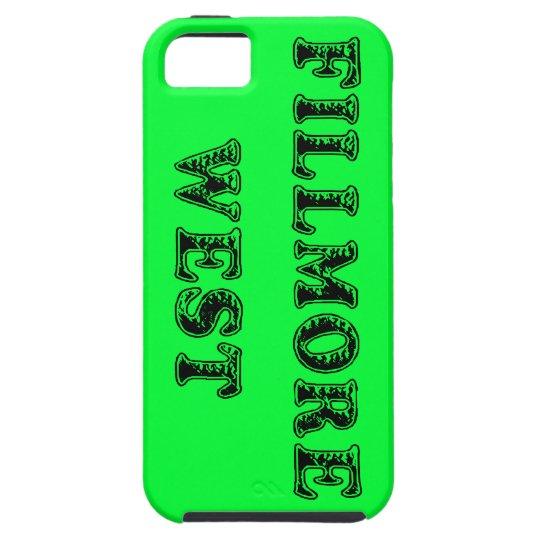 FILLMORE WEST! iPhone SE/5/5s CASE