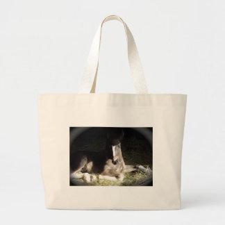 Filly Jumbo Tote Bag
