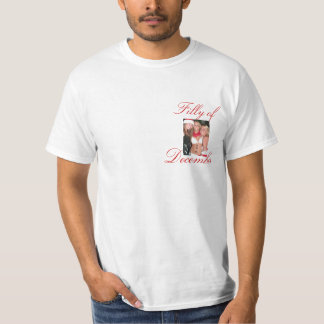 Filly of December T-Shirt