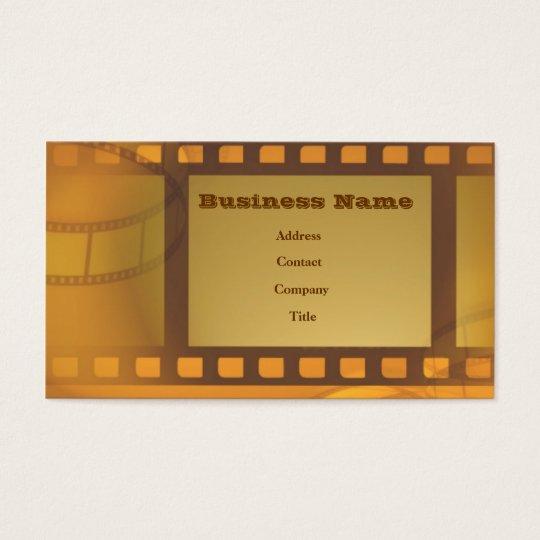 Film Art Business Card