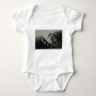 Film Background Baby Bodysuit