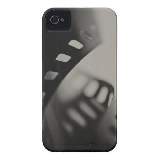 Film Background iPhone 4 Case-Mate Cases