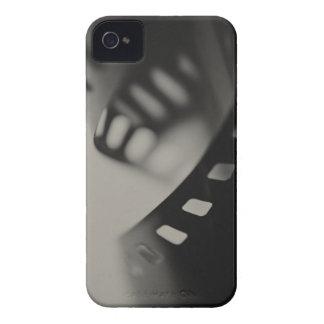 Film Background iPhone 4 Case-Mate Case
