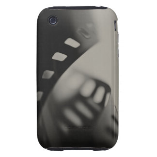 Film Background iPhone 3 Tough Cover
