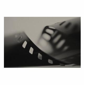 Film Background Photo Sculptures