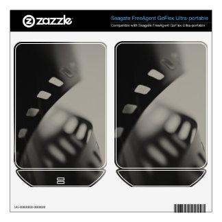 Film Background FreeAgent GoFlex Skins