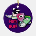 Film Buff Christmas Tree Ornament
