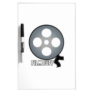 Film Buff Dry Erase White Board