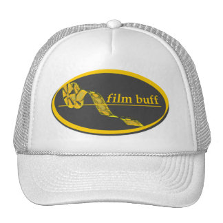 Film Buff's Cap Trucker Hat