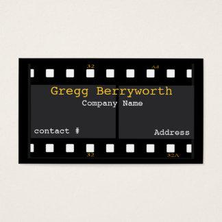 Film Business Card