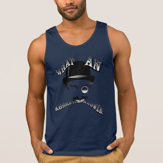 """Film Cad's """"What an Absolute Shower!"""" Tank Top"""
