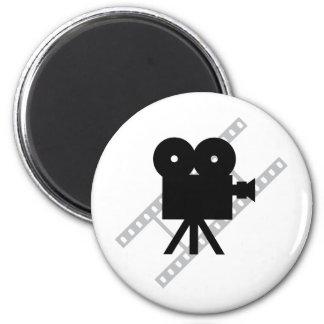 film camera icon magnet