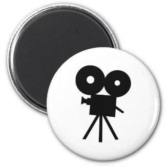 Film camera - movie magnet