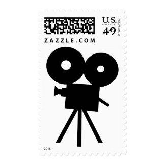 Film camera - movie postage stamp