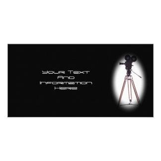 Film Camera Photo Card