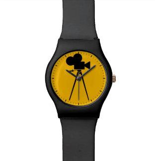 Film Camera Wristwatch