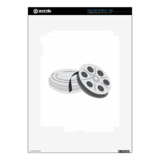 Film Cans iPad 2 Skins