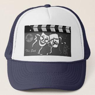 film clap crew trucker hat