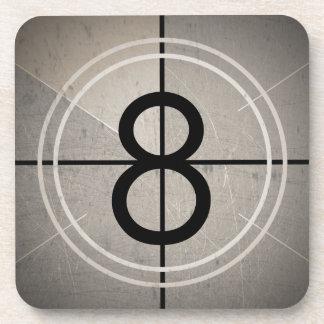 Film Countdown Coaster